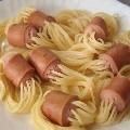 Spaghetti Pølser
