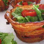 Lækre bacon skåle