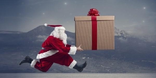 julen har bragt