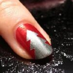 Smukke og sjove negle til juletiden