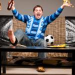 Husorden under landskampe i fodbold