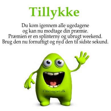 sjove citater om weekend Facebook Billede Hilsner   Weekend : Citat uglen.dk sjove citater om weekend