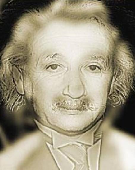 Einstein-Monroe